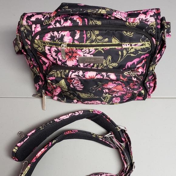 2f376840304e JuJuBe B.F.F Diaper Backpack Messenger Bag. NWT